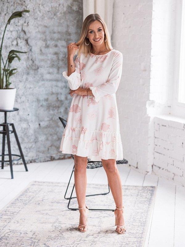 Sukienka Musello Biała