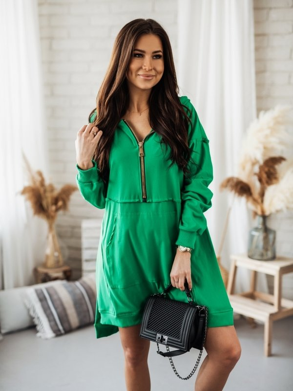 Sukienka Bliss Zielona
