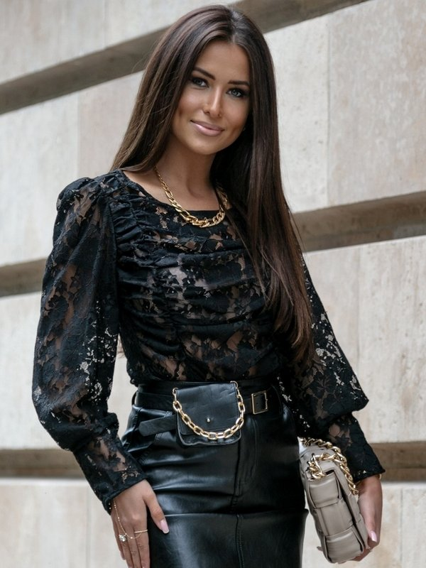 Bluzka Lucia Czarna