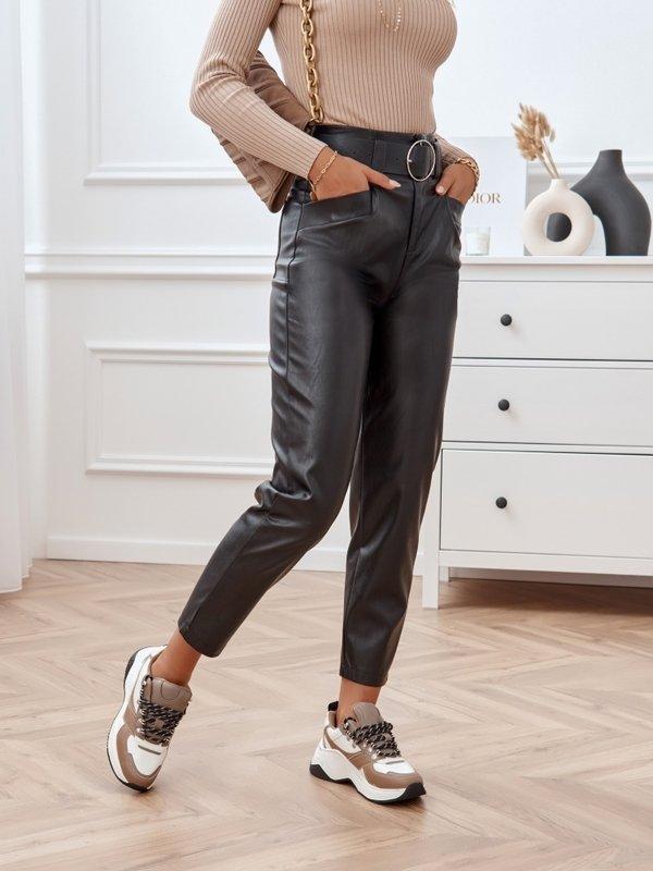 Spodnie Jazmina Czarne