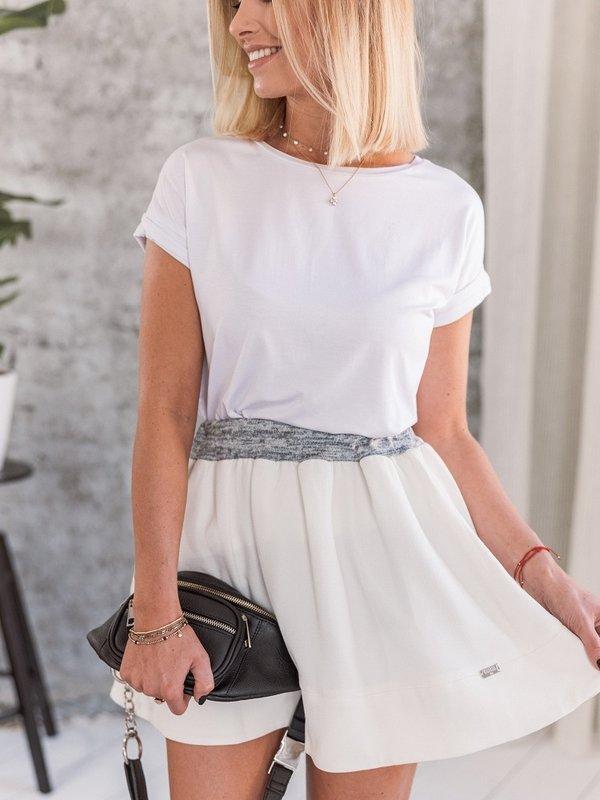 Spódnica Bonnie Kremowa