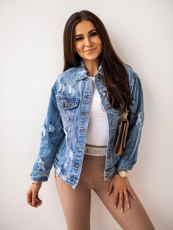 Katana Dorian Jeans Niebieska