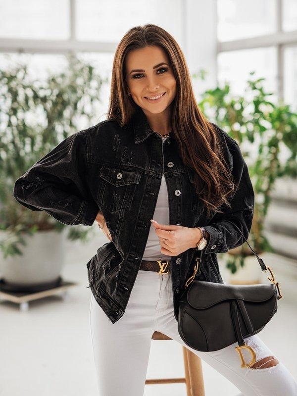 Katana Dorian Jeans Czarna