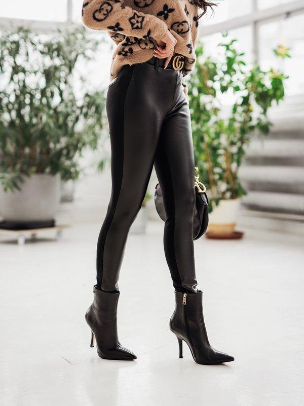 Spodnie Martina Czarne