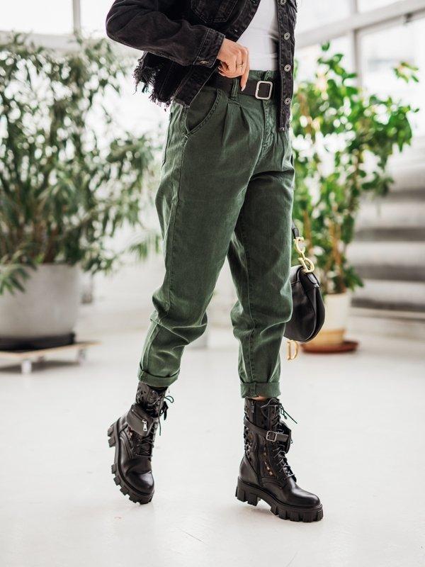 Spodnie Warrior Khaki