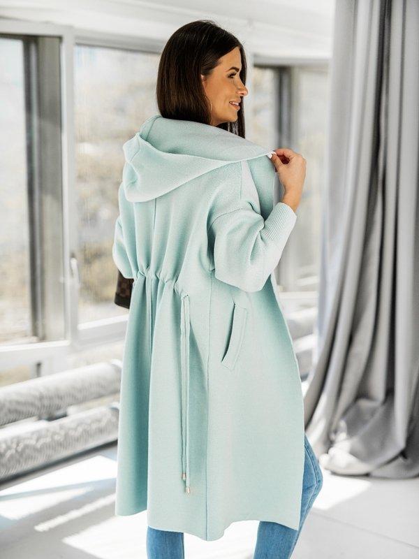 Sweter Darla Błękitny