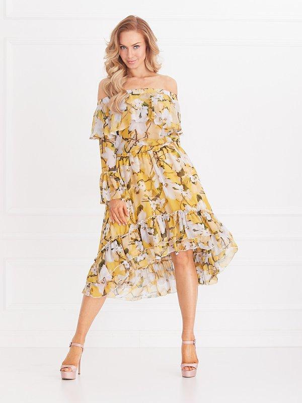 Spódnica Felipina Żółta