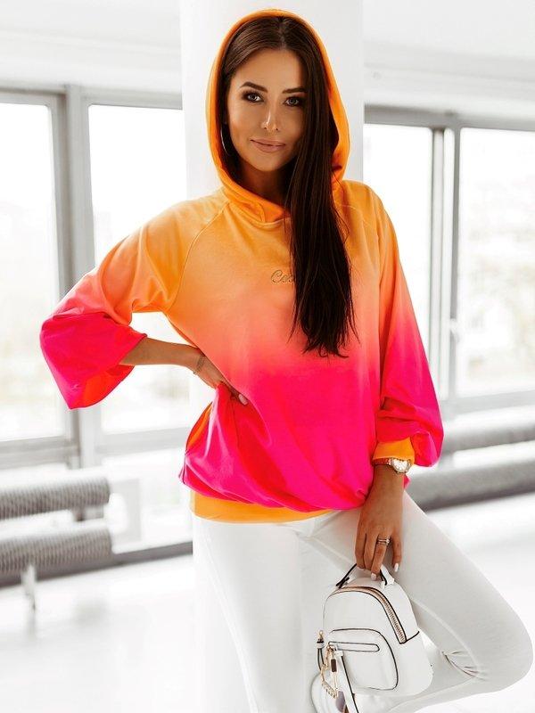 Bluza Marina Pomarańczowa
