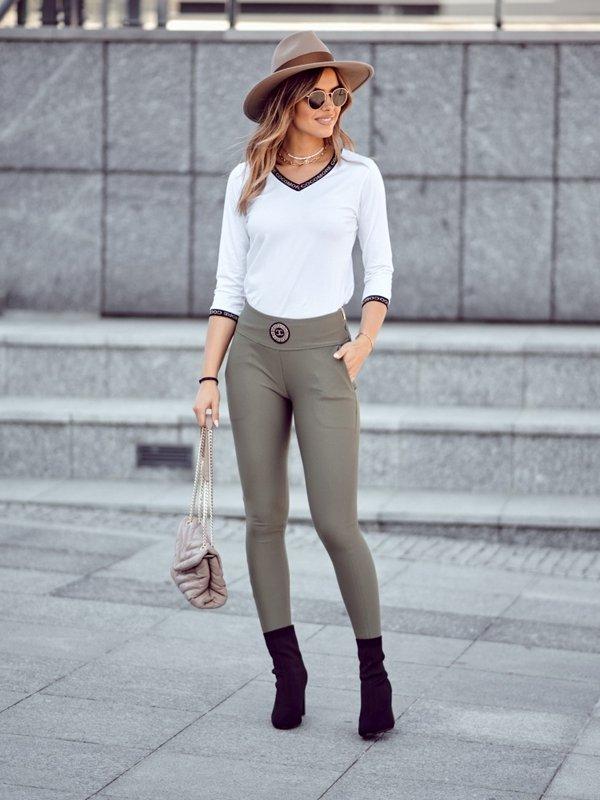 Spodnie Savilone Khaki