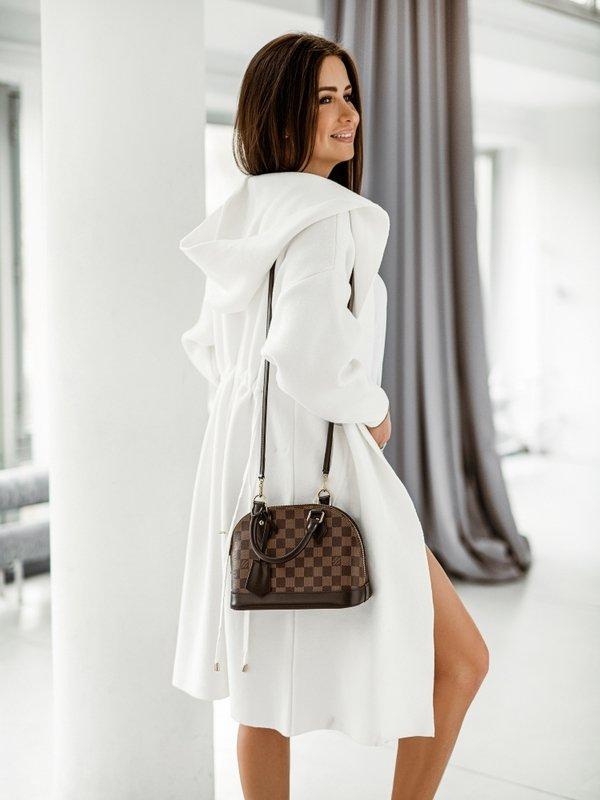 Sweter Darla Biały