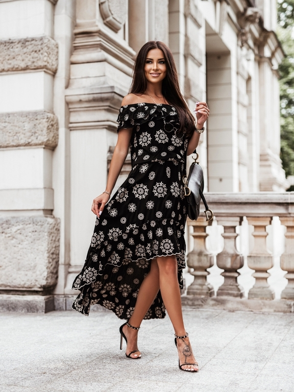 Sukienka Costa Czarna