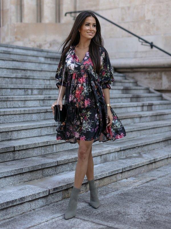 Sukienka Milia Czarna