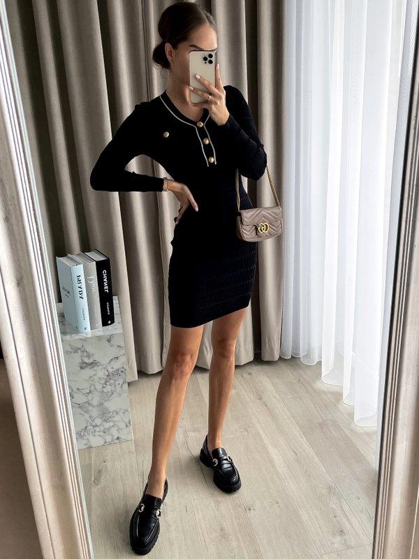 Sukienka Lissa Czarna