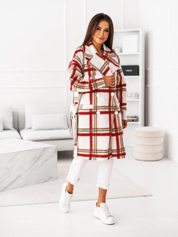 Płaszcz Royal Czerwony