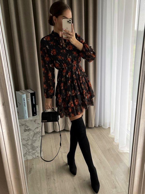 Sukienka Ramirez Czerwona