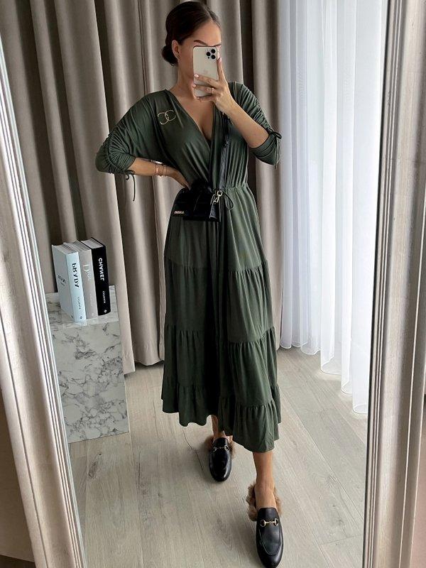 Sukienka Sheilin Zielona