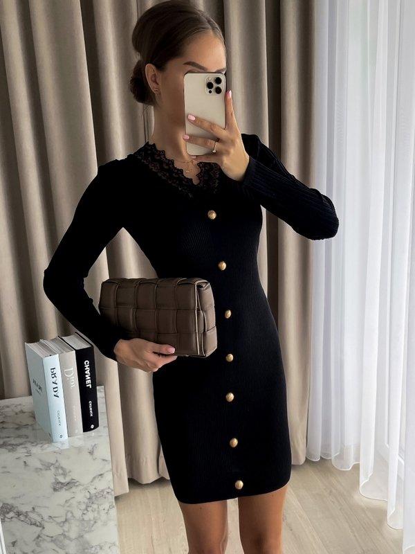 Sukienka Harper Czarna