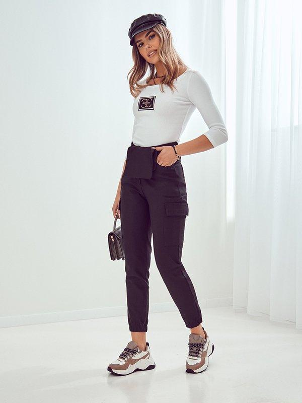 Spodnie Pocket Czarne