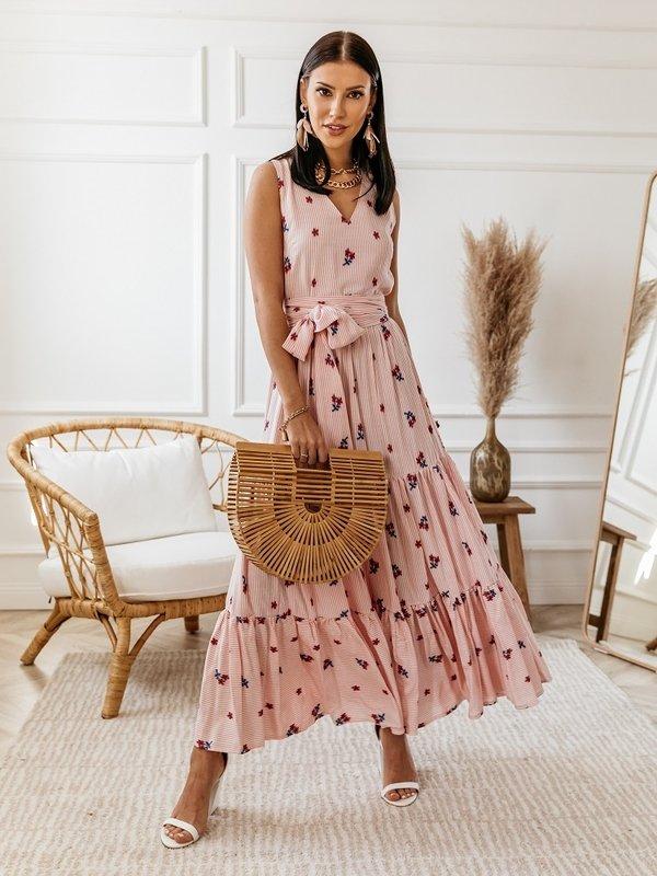 Sukienka Zoa Czerwona