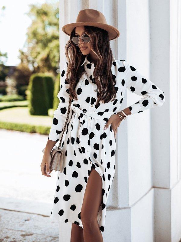 Sukienka Chirocco Biała