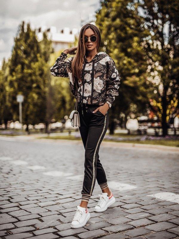 Spodnie Natias Czarne