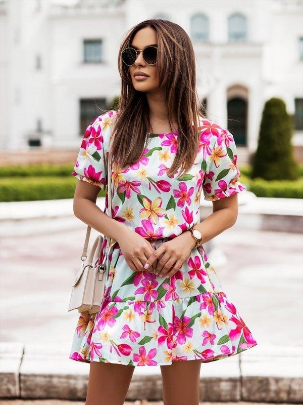 Sukienka Ursula Amarantowa