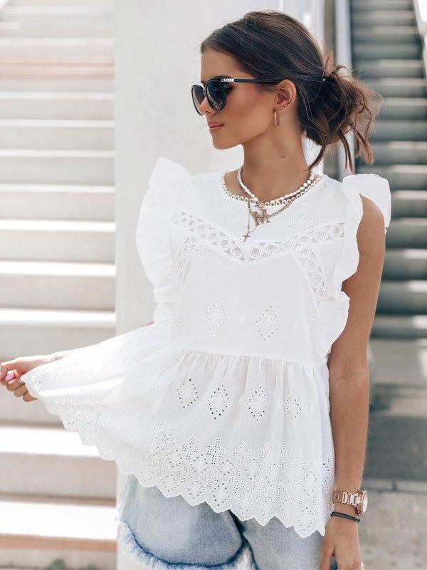 Bluzka Serena Biała