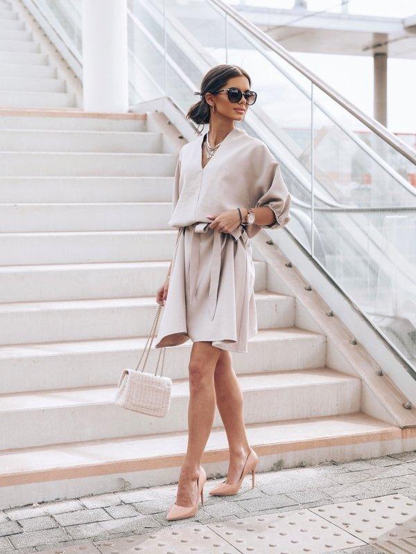 Sukienka Gini Latte