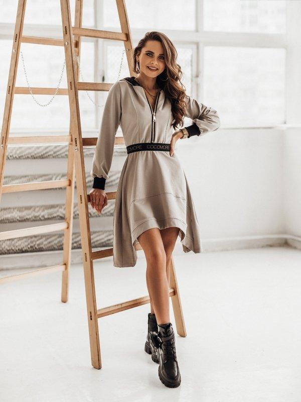 Sukienka Xenia Latte