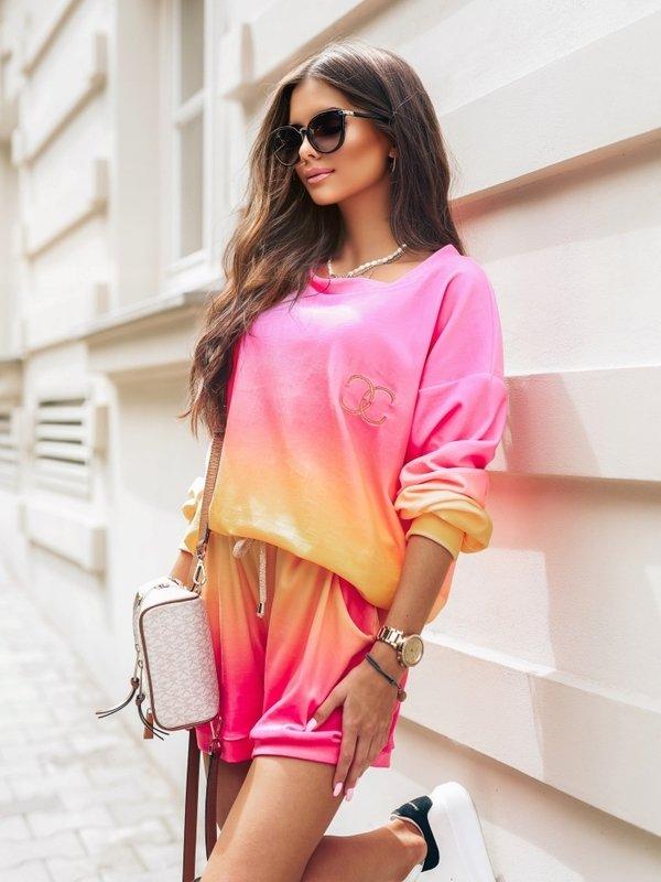 Bluza Cleo CC Różowa