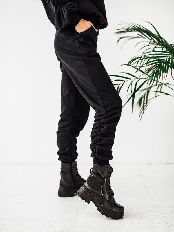 Spodnie Brize Czarne