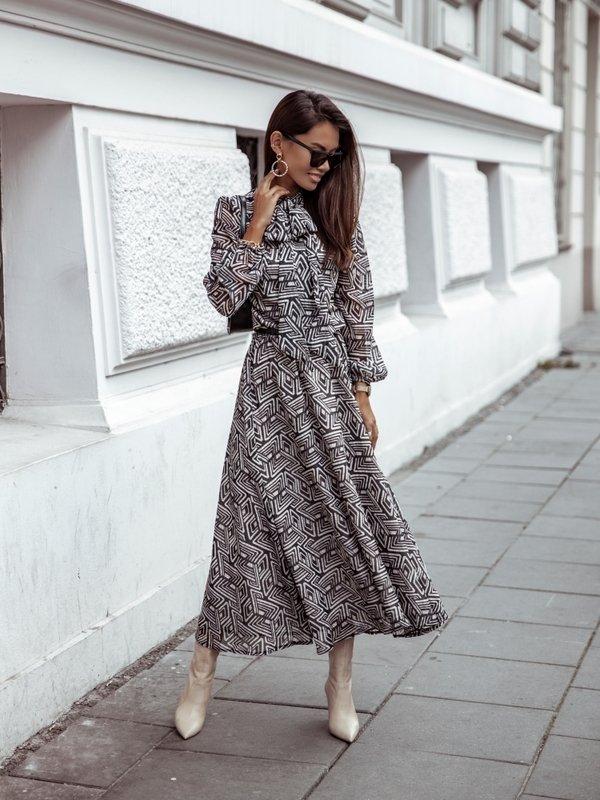 Sukienka Markiza Czarna
