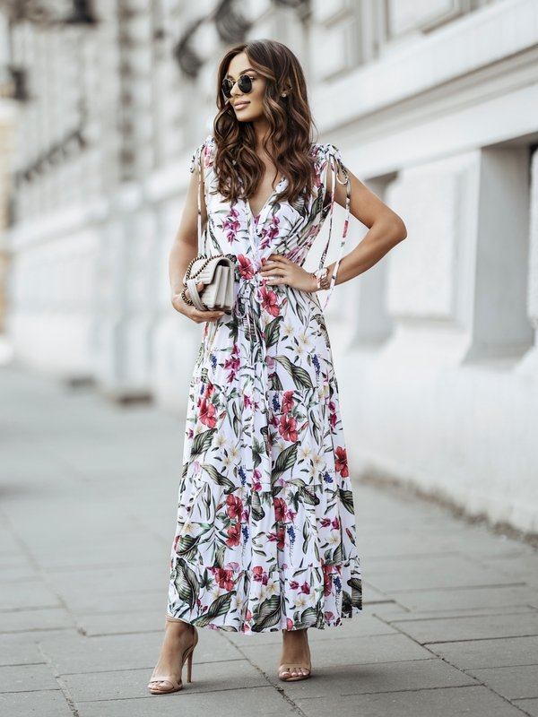 Sukienka Livretto Biała