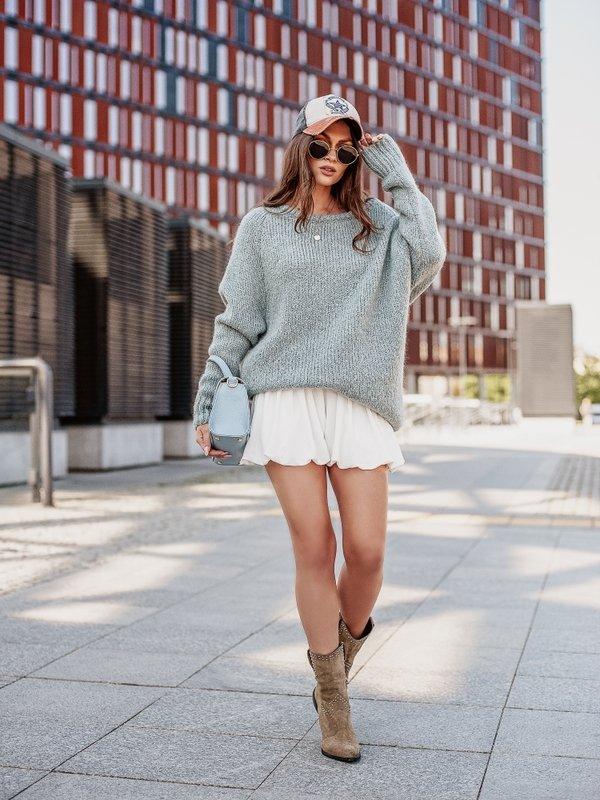 Sweter Dakota Błękitny