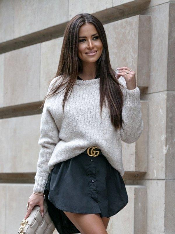 Sweter Dakota Beżowy