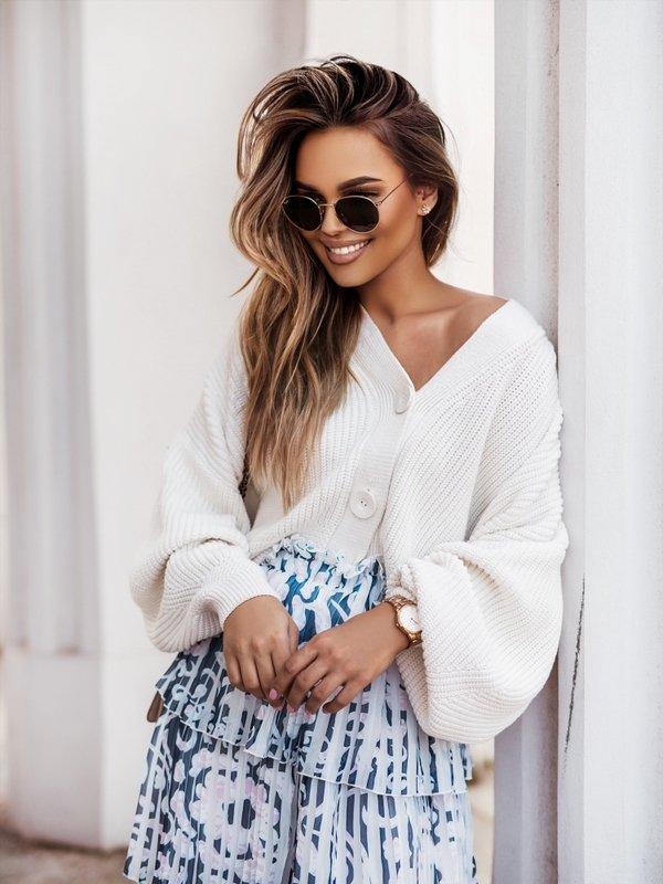 Sweter Vanessa Kremowy