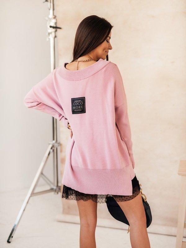 Sweter Misha Różowy