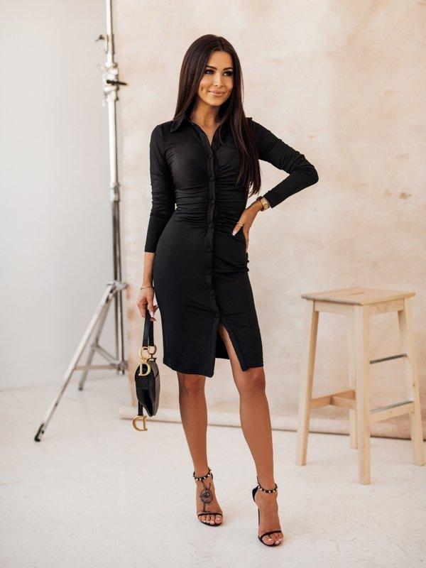 Sukienka Kim Czarna