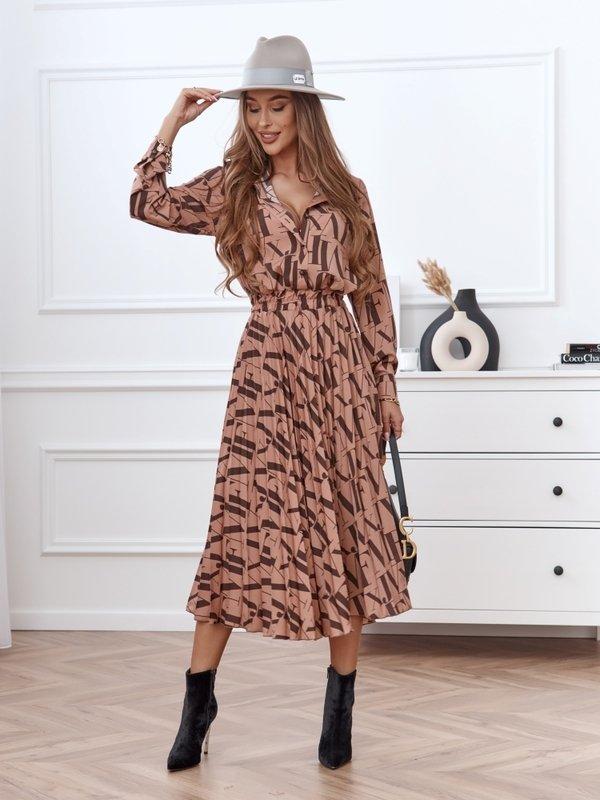 Sukienka Catrina Różowa