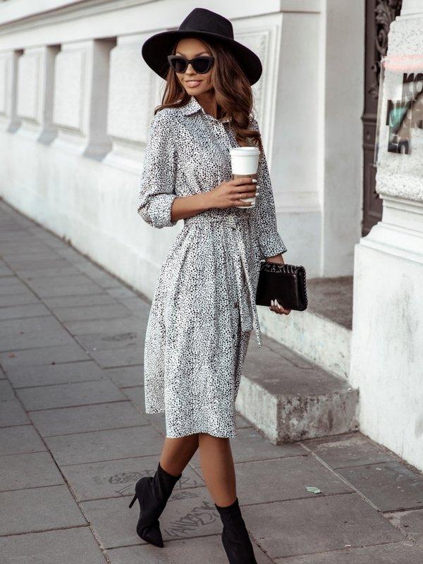 Sukienka Polena Biała