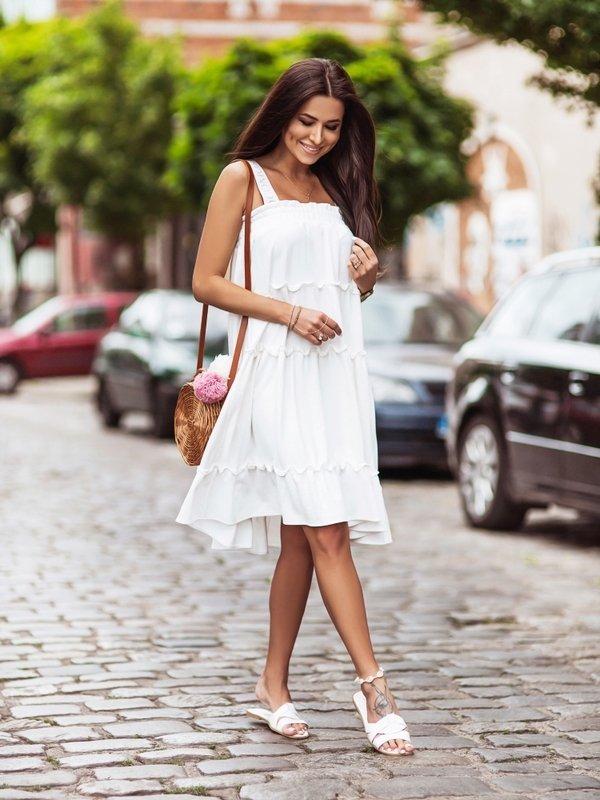 Sukienka Melony Biała