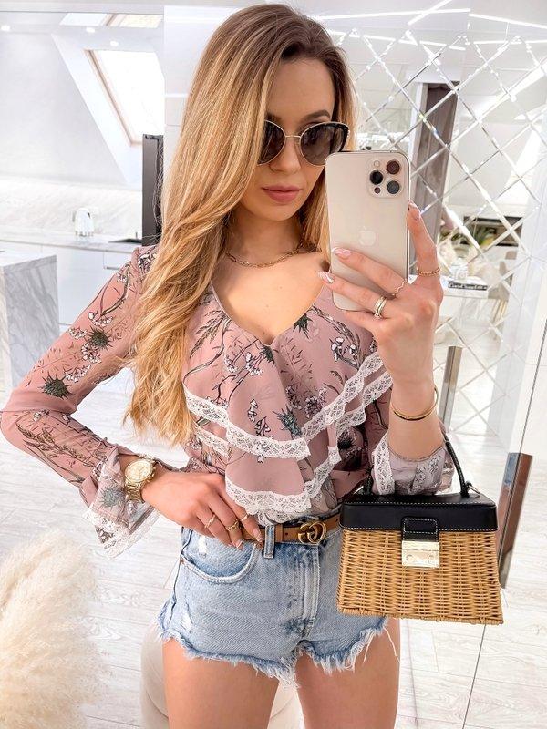 Koszula Nelia Różowa