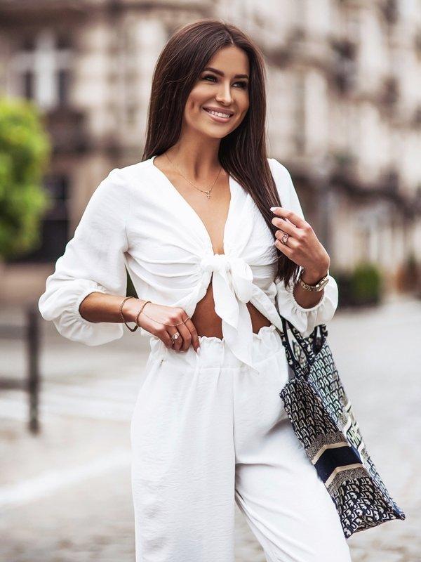 Koszula Leila Biała
