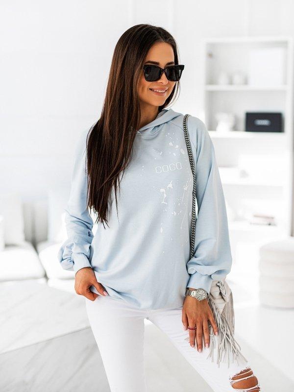 Bluza Coco Spot Błękitna