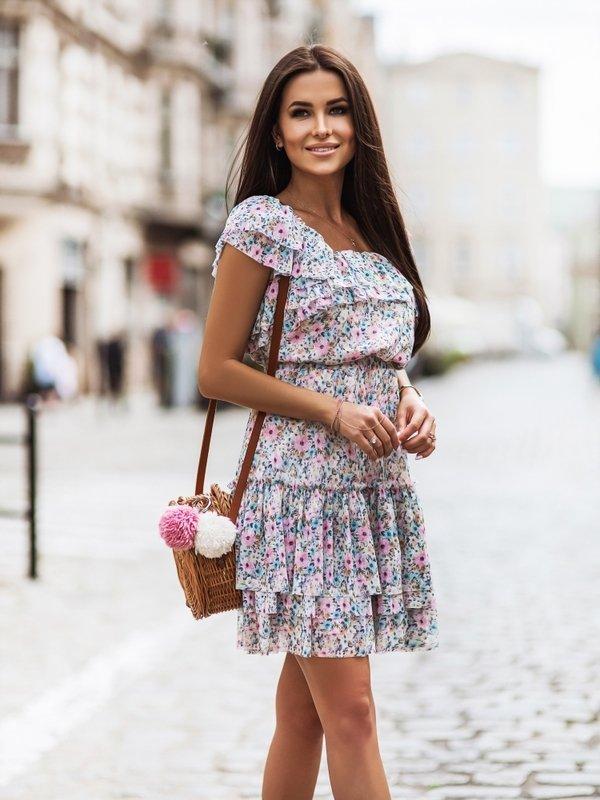 Sukienka Sevilla Biała