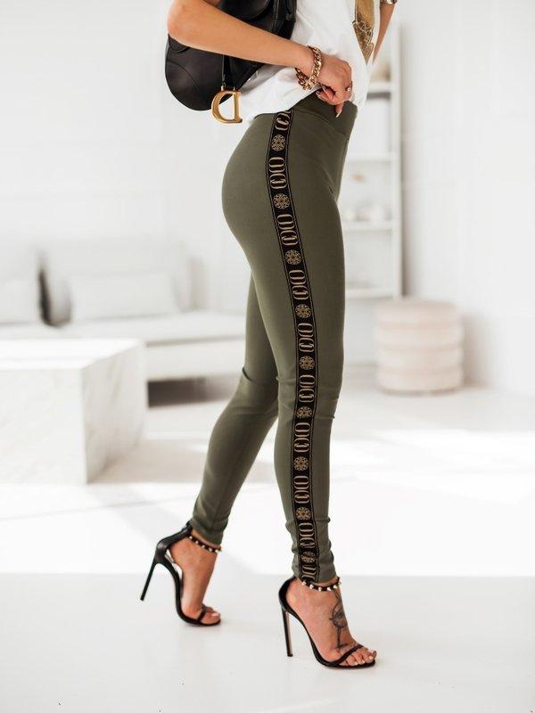 Spodnie Coco Gotik Khaki